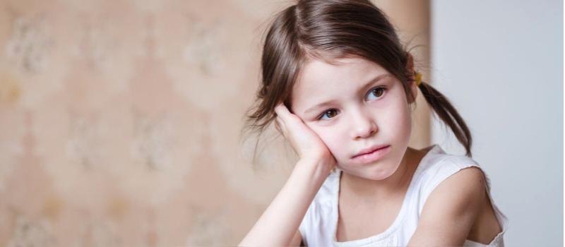 Transtorno de ansiedade em crianças