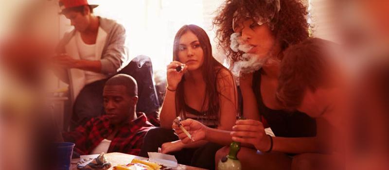 os adolescentes e as drogas