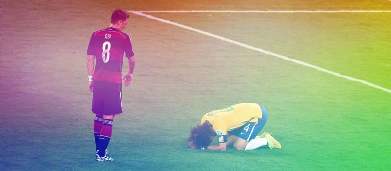 Como a maior derrota da seleção brasileira de futebol pode ajudar a entender a importância da Psicologia do Esporte.